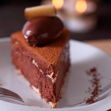 Легкий торт на Новый Год фото