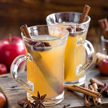 новогодние безалкогольные напитки рецепты фото