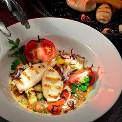 фотоНовогодние вкусные салаты с фотографиями