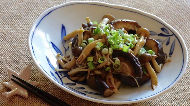 Грибы в азиатской кухне