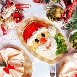 фотоПростые новогодние блюда из доступных продуктов