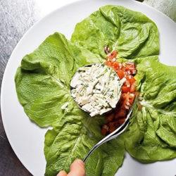 Вкусные салатики на Новый год фото