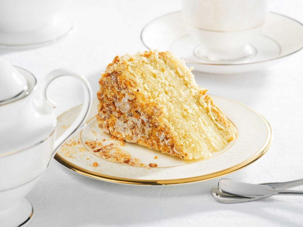 Торт «Подарок» фото