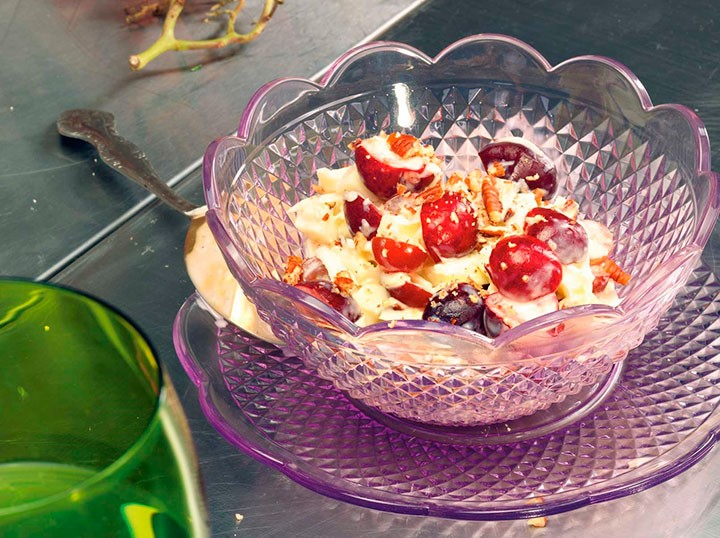 Вальдорфский салатик фото
