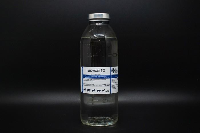 Раствор глюкозы фото
